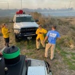 142 Acre Fire Matagorda Bay Vfd