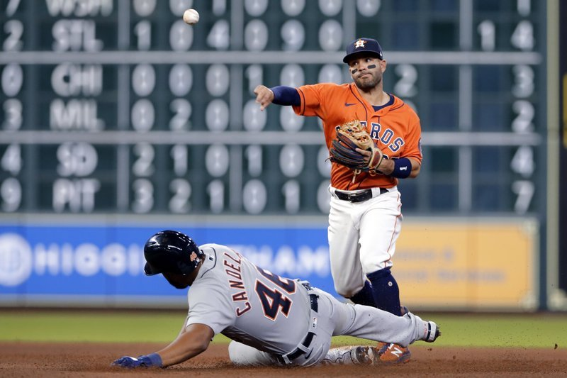 Five Astros Land On Injured List Because Of Covid 19 Protocols