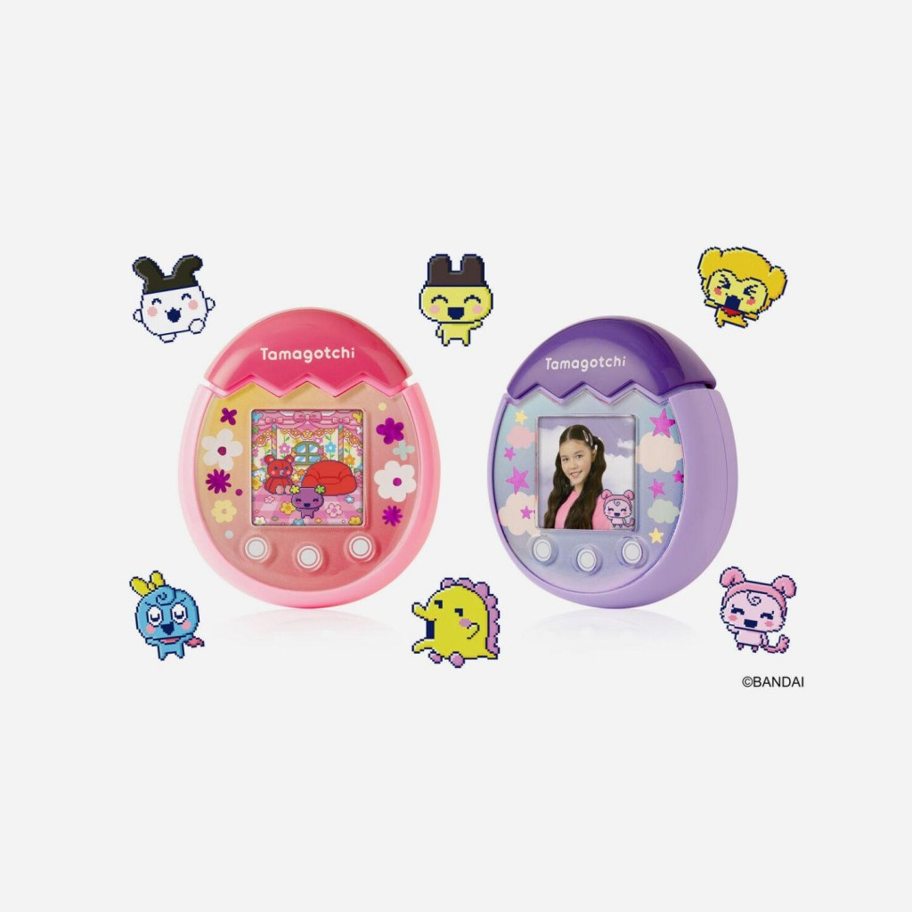 The '90s Era Tamagotchi Is Back — This Time With A Camera