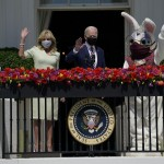 The Latest: White House Adapts Easter Tradition To Pandemic