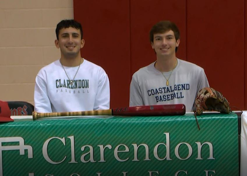 Warriors Athletes Sign To Play At The Next Level
