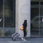 Americans Hit Road For Holiday In Near Record Numbers