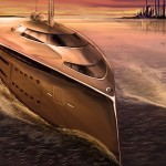 New 'mad Max' Inspired Superyacht Would Be Powered By Re Purposed Jet Engines