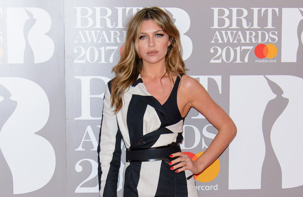 Abbey Clancy 'terrifies' Husband With Sheet Masks