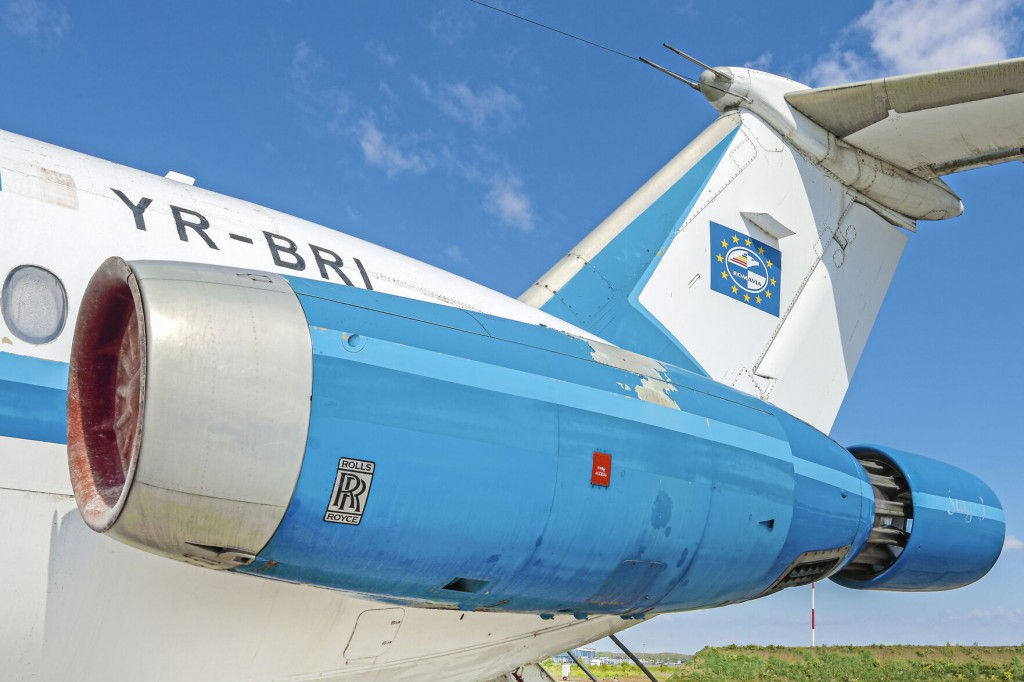 Romania Built Plane Used By Ceausescu Going Up For Auction