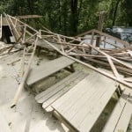 Wind, Rain Continue To Pound South; Flood Fears In Alabama