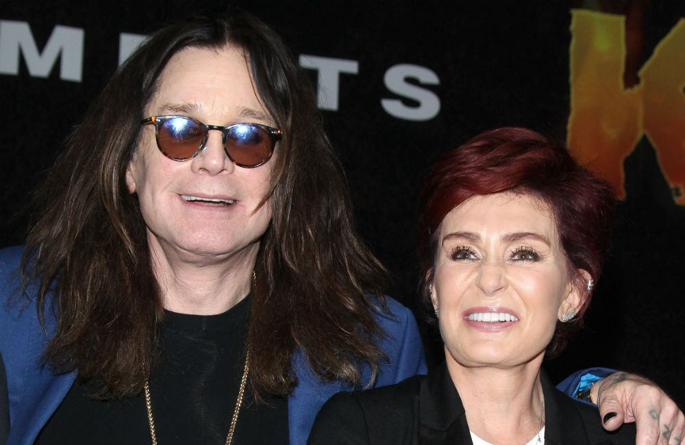 Ozzy Osbourne: Sharon's 'been Through The Mill Of It'