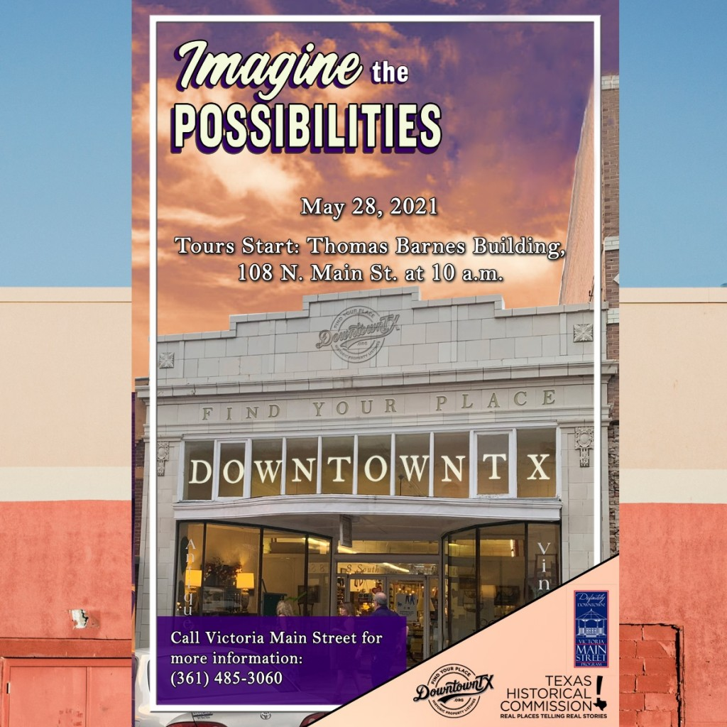 Imagine The Possibilities Tour Poster
