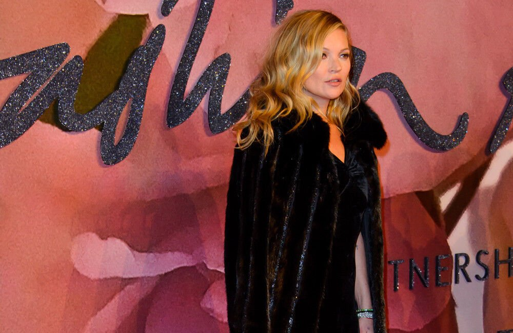 Kate Moss Auctions Off Sleeping Video