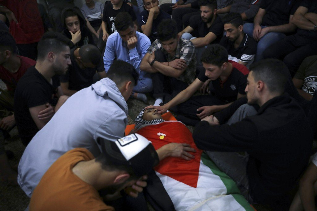 The Latest: Un Agency Says Situation In Gaza Is Dire