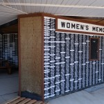 The Walls Of The Chapel And Observatory List The Names Of The Women's Memorial.