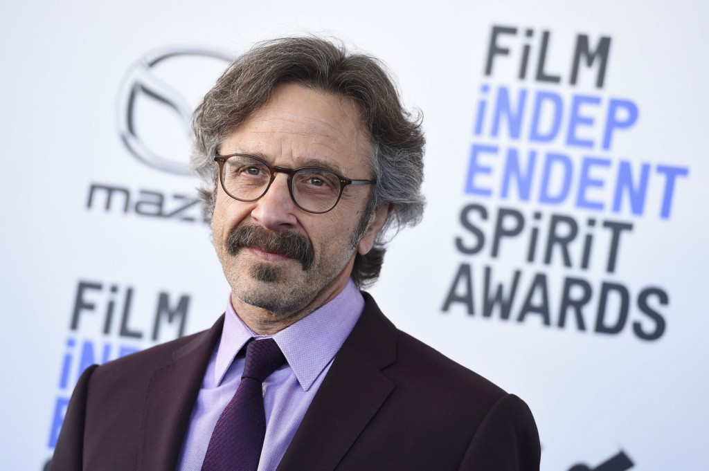 Marc Maron Says Ambies Honor Long Overdue For 'wtf' Podcast