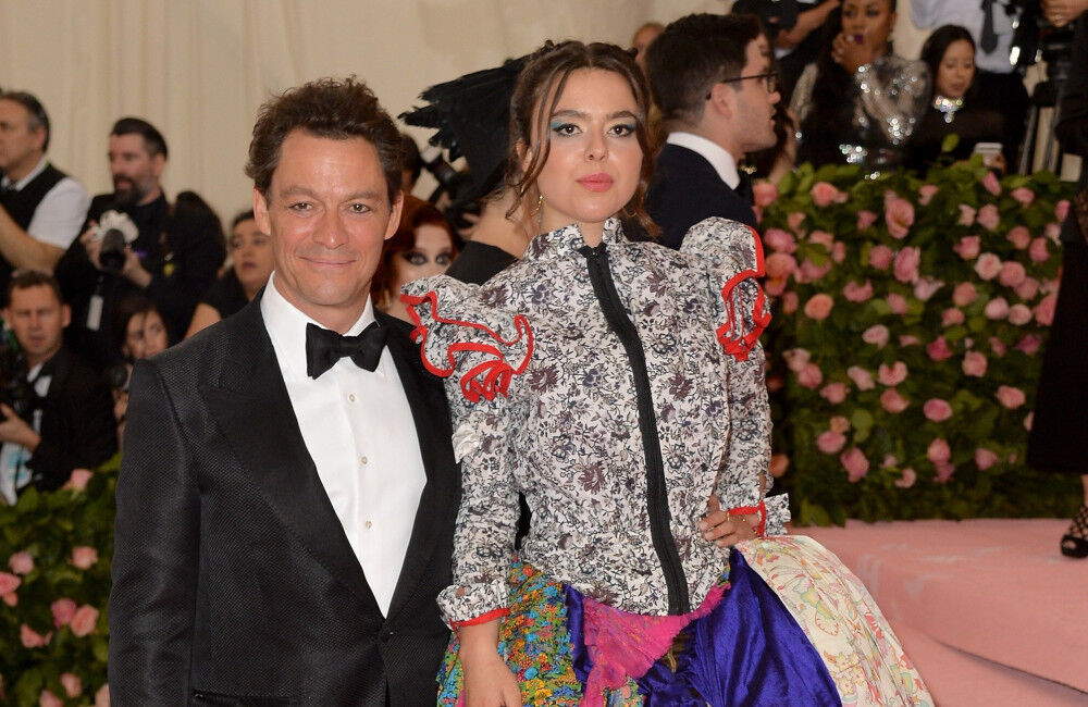 Dominic West Planning Lavish Birthday Party For Catherine Fitzgerald