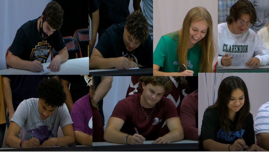 West warriors signing