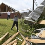 Tornadoes Cause Damage In Mississippi; Trees Down In Atlanta