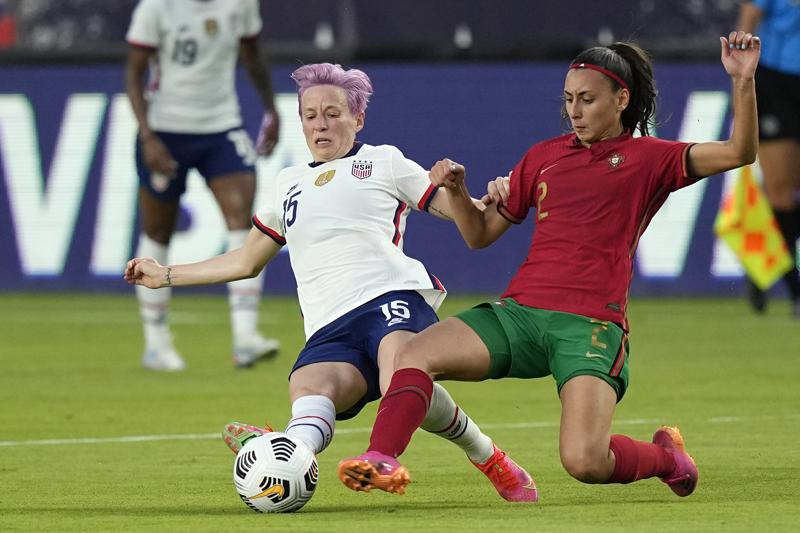 Sam Mewis Scores In Us Womens 1 0 Win Over Portugal