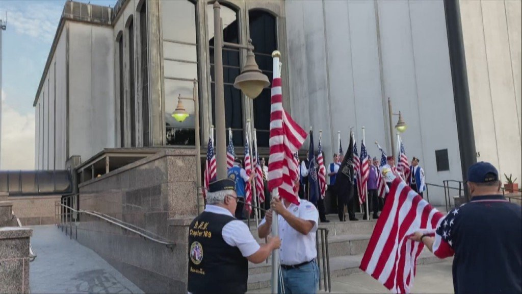 Blessing Of The Flags (5/31)