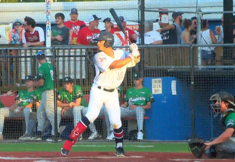 Generals Stay Hot Cooling Off Rougarou