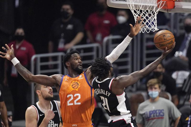Aytons Emergence Has Suns A Win From The Nba Finals