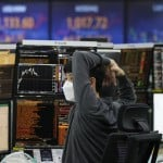 Asia Stocks Rise After Fed Chair Says Us Inflation Temporary