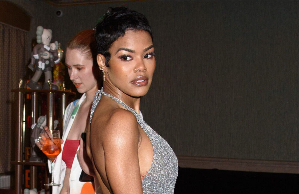 Teyana Taylor Fronts New Studs Collection