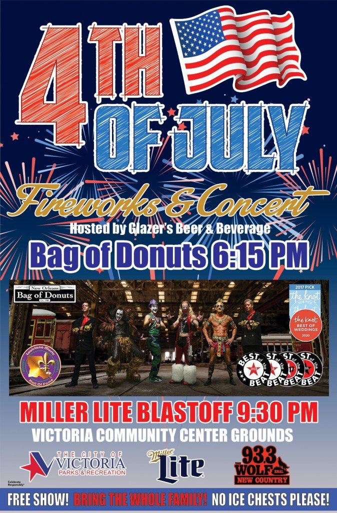 4th Of July Flyer 2021
