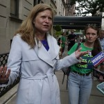 A Last Push, Then A Long Wait In Nyc Mayoral Primary