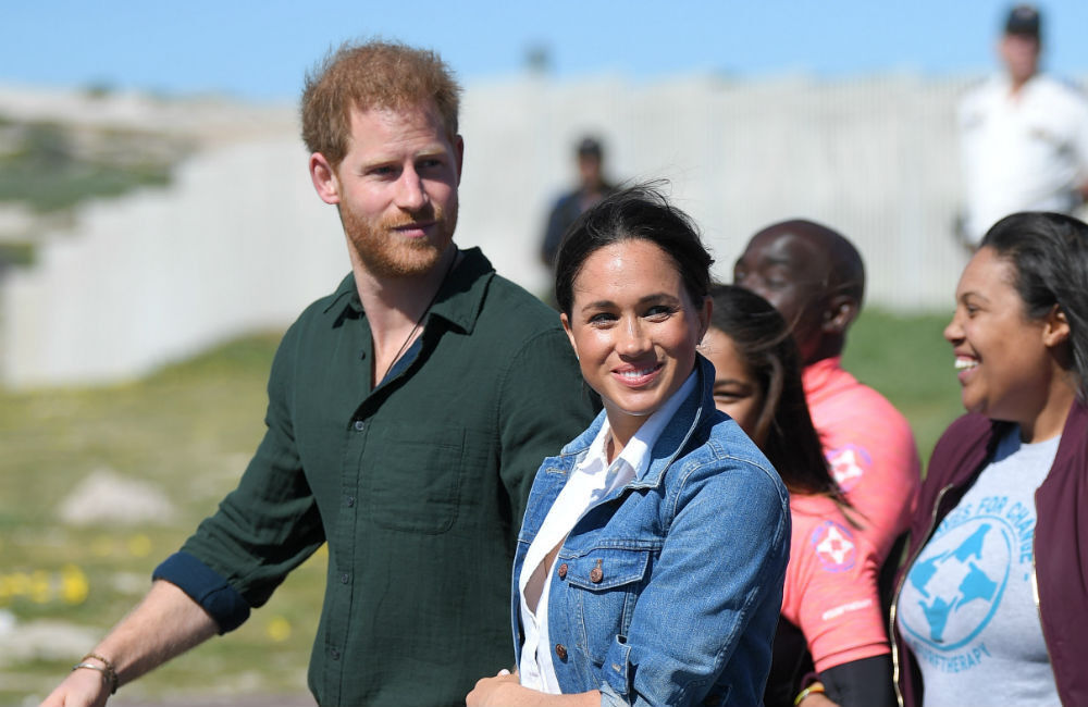 Duke Of Sussex To Take Five Months Parental Leave After Daughter's Birth