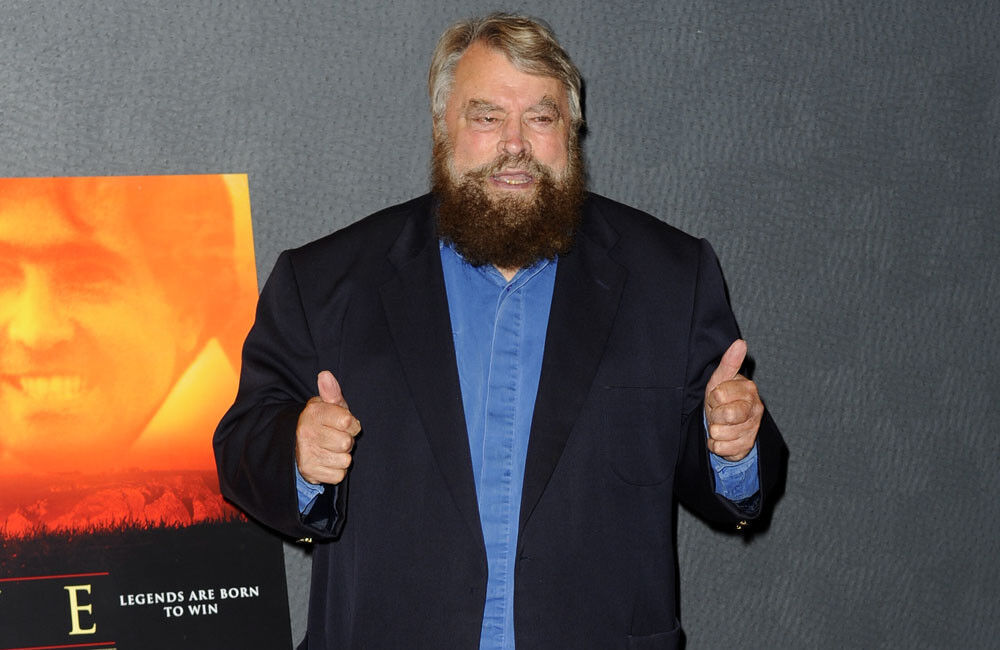Brian Blessed Undertakes Sponsored Silence