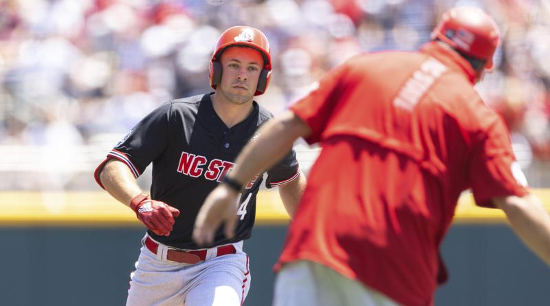 Butler Drives Wolfpack Past Stanford 10 4 In Cws Opener