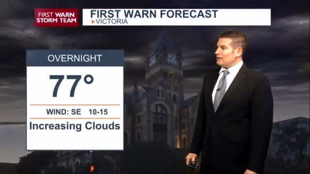 Howie Sunday Weather 6 6 21