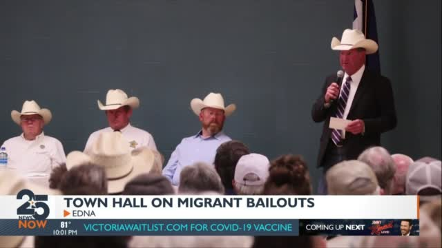 Jackson County Sheriff Urges Residents To Keep Vehicles Locked Due To Increased Number Of Human Smuggling Bailouts