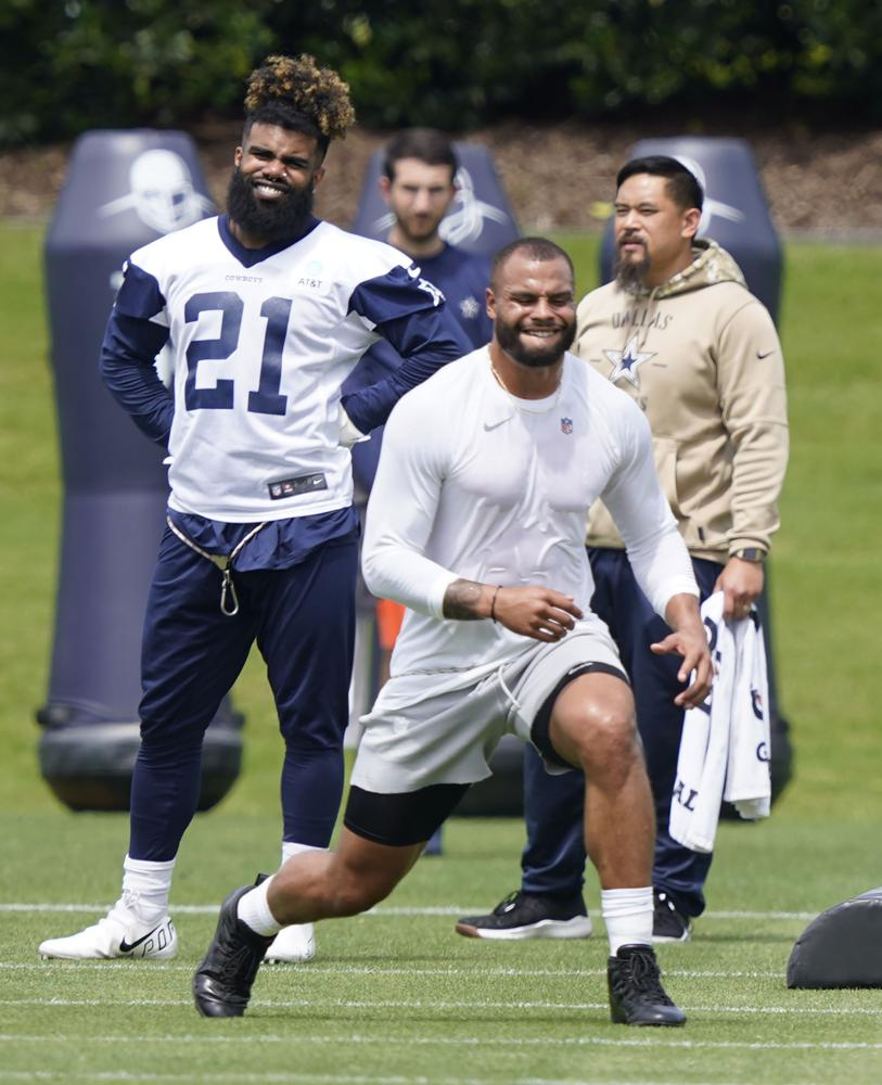 Cowboys Returning To California For Camp After Covid Pause