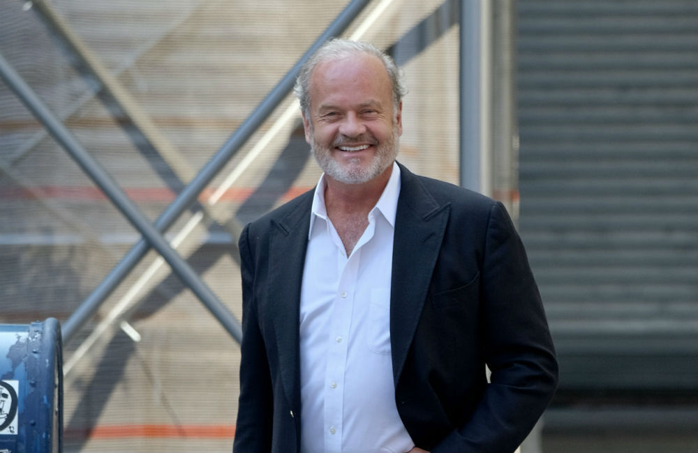 Kelsey Grammer Cries For Paris And Michael Jackson