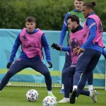 England Players Mount And Chilwell To Isolate At Euro 2020