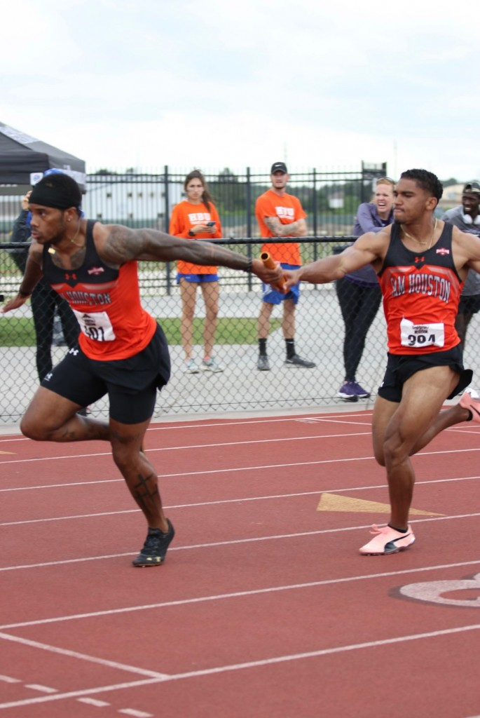 Victoria West track star qualifies for nationals