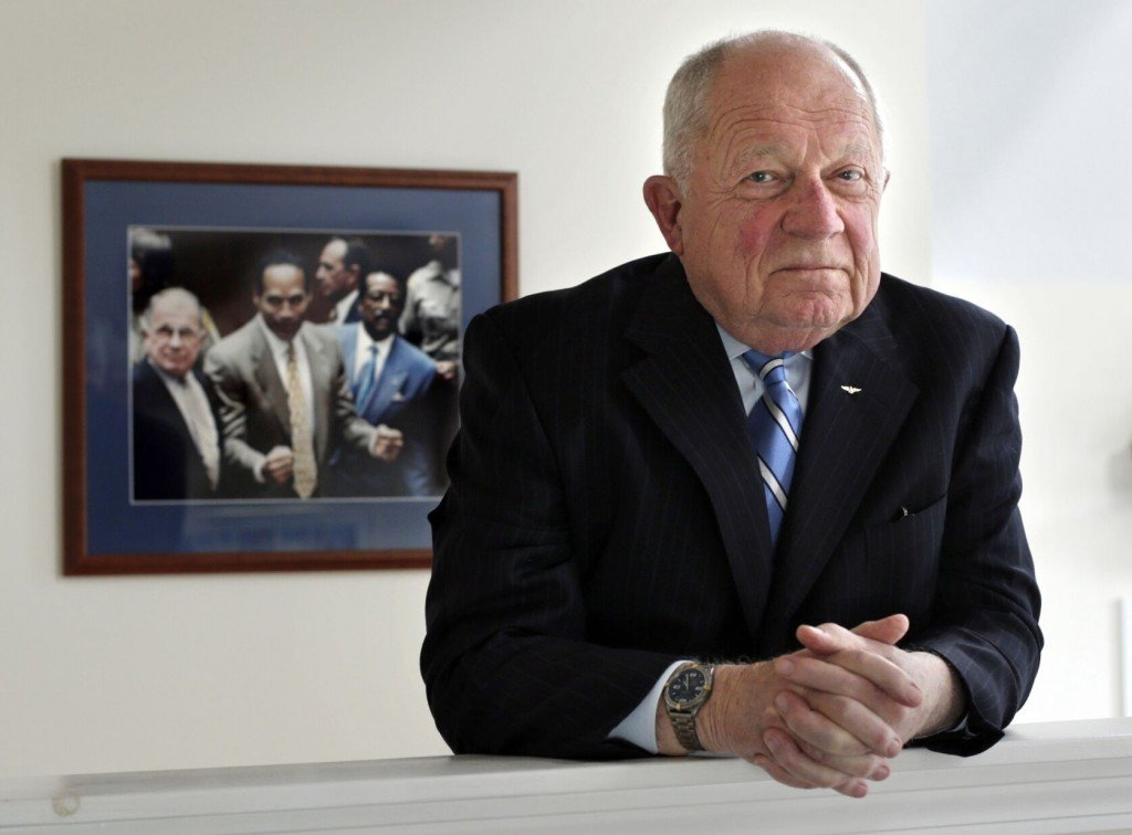 F. Lee Bailey, Celebrity Attorney Who Defended O.j. Simpson, Dies At 87