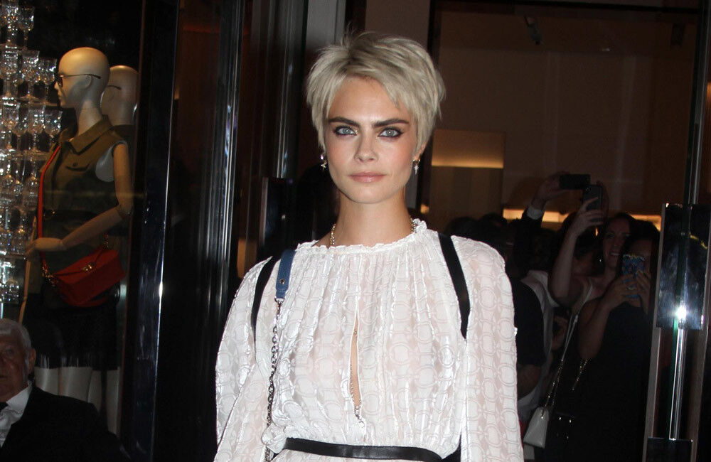 Cara Delevingne Feared Sexuality Was A 'mental Illness'