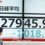 Asian Markets Skid On Jitters Over Future Fed Action