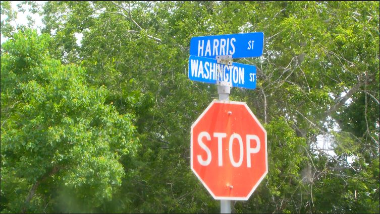Edna Stop Signs