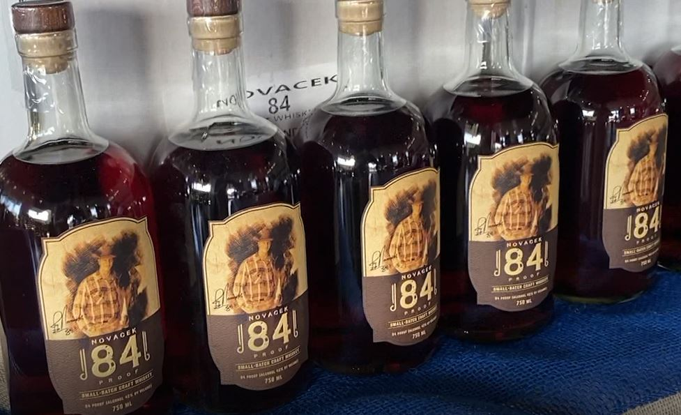 Former Cowboys Promotes His First Ever Whiskey 84 Proof