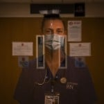 Ap Photos: For Calif. Covid Nurses, Past And Present Collide