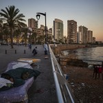 In Times Of Crises, Lebanon's Old Must Fend For Themselves