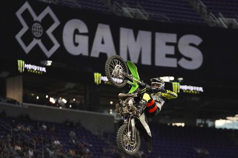 X Games Going Back To Backyard Roots In Southern California