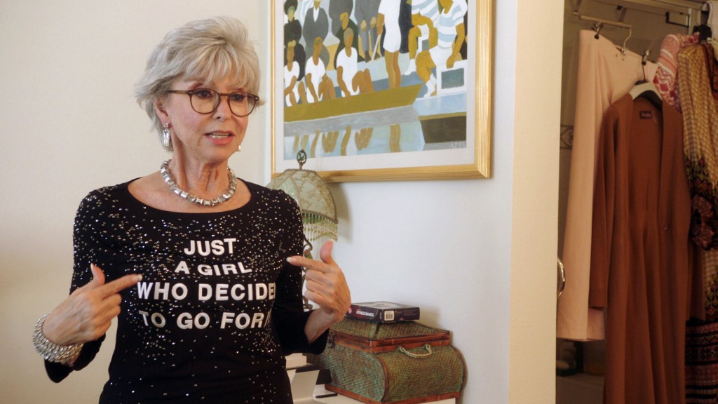 Q&a: Rita Moreno On Finding Self Worth And Never Giving Up