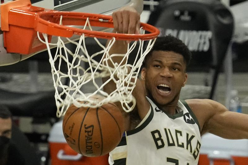 Bucks Tie Series With 107 96 Game 4 Win As Nets Lose Irving