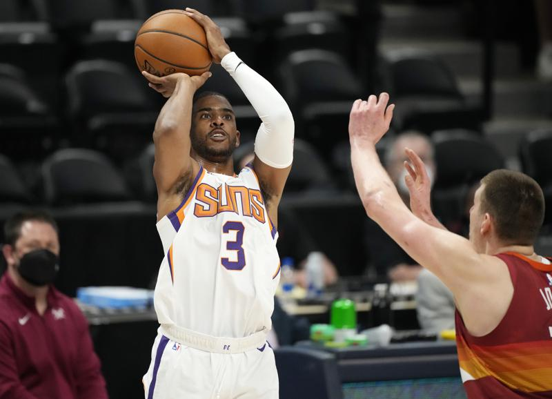Suns Clips Deal With Uncertain Status Of Stars