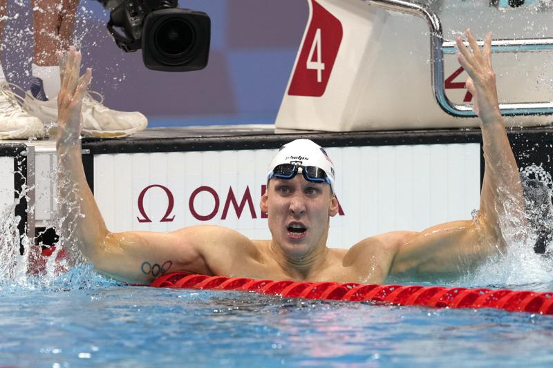 Powerhouse Us Swim Team Shines With 6 Medals 1st Us Gold