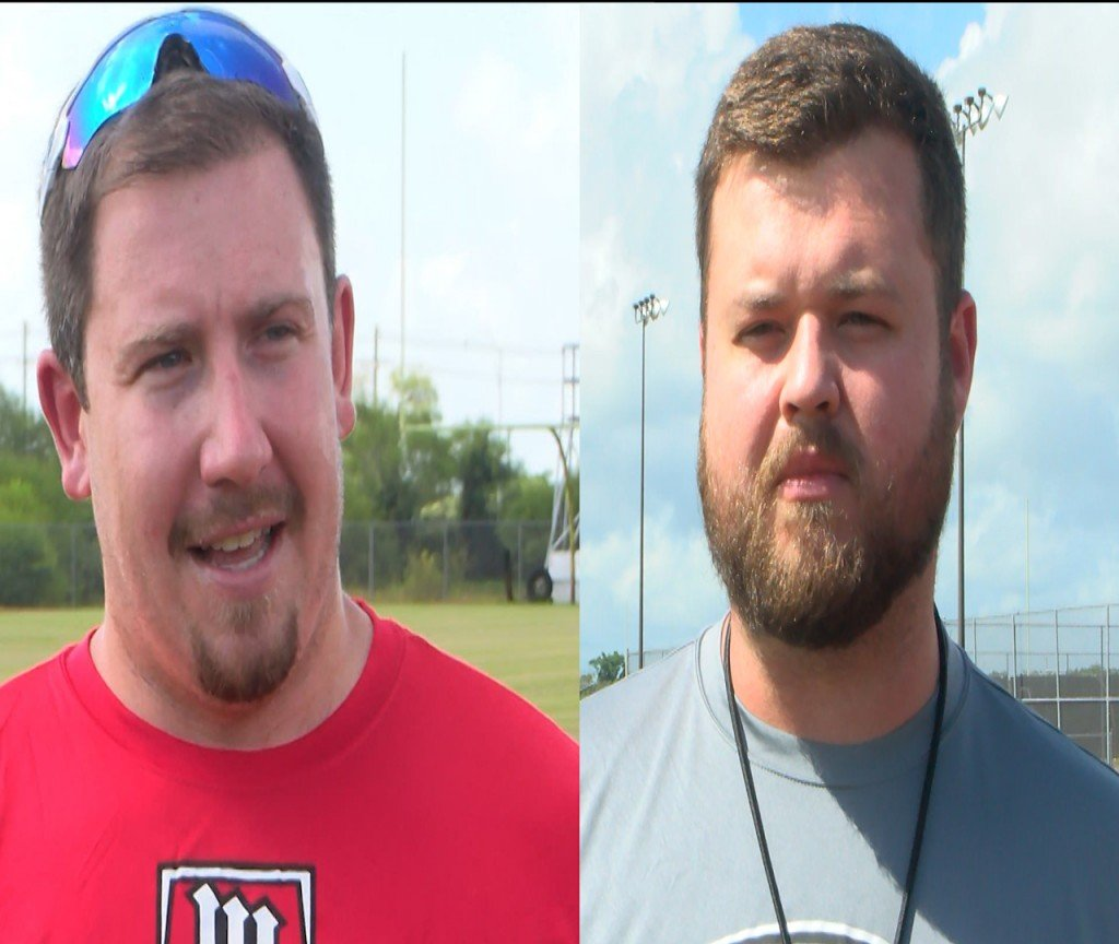 New coaches at west high school