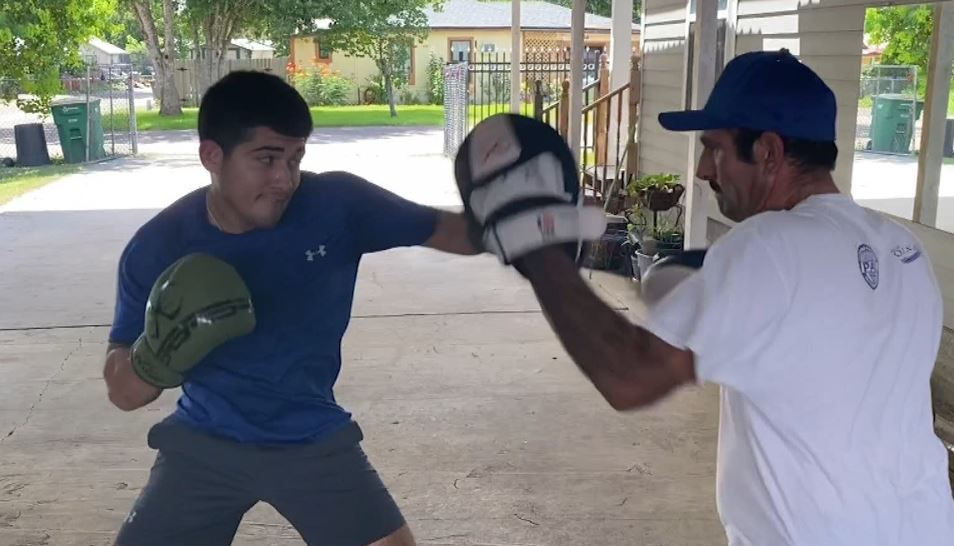 Local Boxer Wins National Tournament